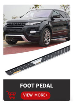 Factory direct selling car parts auto electric side step running board for 17+ volkswagen teramont / 19+ teramon x on sale