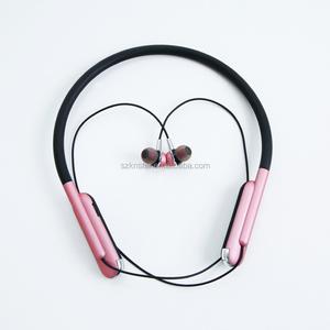 2019 Amazon hot selling cheap Wireless sport headphones wired  neckband  boat headphones BT2105