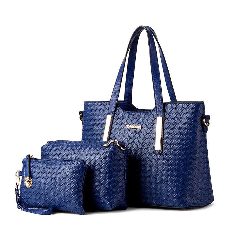 Venta al por mayor bolsas para dama zafiro Compre online los
