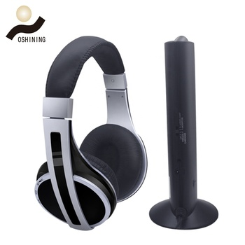 Over Head Handsfree Wireless Headphone Active Noise Cancelling Headphone for Mobile Phone and Outdoor Sports