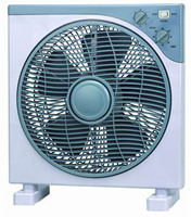 Electric 220V Square 12 Inch Household Wholesale 12Inch Box Fan