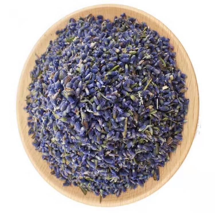 Free Samples Loose Nature Chai Lavender Tea Lavender Tea 1 Kg - 4uTea | 4uTea.com