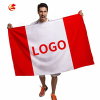 48h Fast Delivery 3X5 Custom Customized Logo Printing Flags