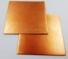 Personalizado 99.99 Pure Bronze Copper Sheet <span class=keywords><strong>Metal</strong></span>/Placa <span class=keywords><strong>De</strong></span> <span class=keywords><strong>Cobre</strong></span> Puro
