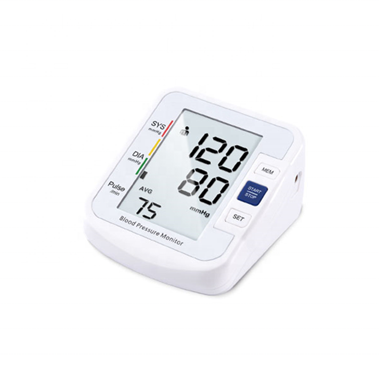 Automatic Armband Electronic Blood Pressure Monitor for Home Use
