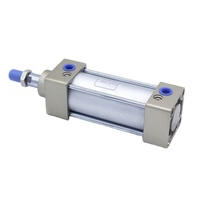High quality double stroke air pneumatic cylinder