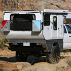 Light Weight Overland Camping Trailer