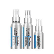 OEM/ODM Private Label Anti-Akne 3-Set Toner 100ml Spray 80ml Lotion 50ml akne Behandlung Hautpflege Set