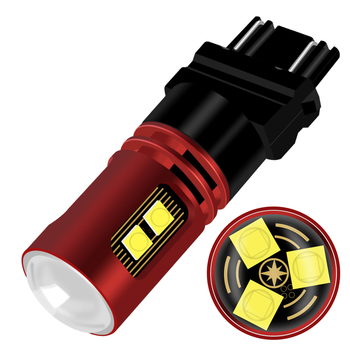 Promotional Products 24V Car Lamp Smd 3156 3167 9Smd 3535 Amber Bulb Led Light