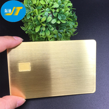 Hoge Kwaliteit Rose Goud Zilver Black Metal <span class=keywords><strong>Debit</strong></span> Prepaid Blanco Visa <span class=keywords><strong>Card</strong></span> Met Chip 4442 Of Chip 4428 China Maker
