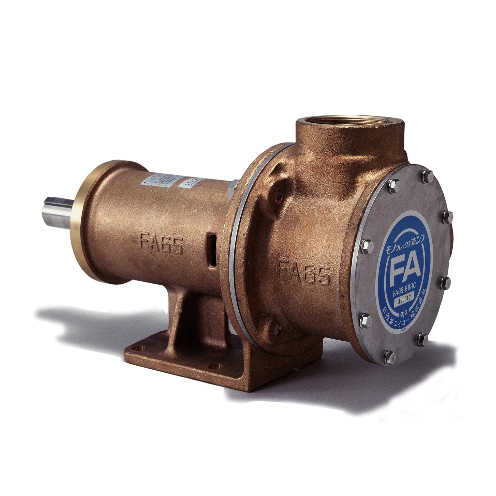 Ion-Exchange Resin Bilge Gas-Mixture Liquid Sea Water Pump Price