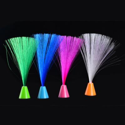 Festive Interior Decoration Colorful LED Fiber Optic Light For Home