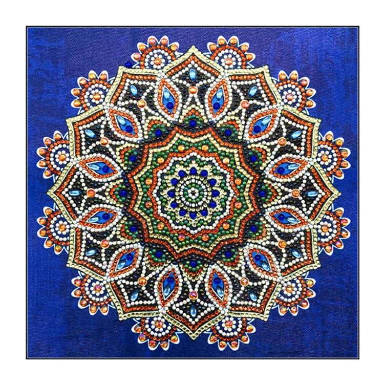 Wholesale DIY Crystal Diamond Painting 5D Mandala Alien Diamond Painting Home Decoration Painting Crafts