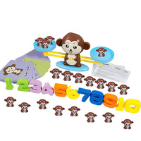 Balance Math Game Counting Toy Monkey Balance Counting Cool Educational Math Games