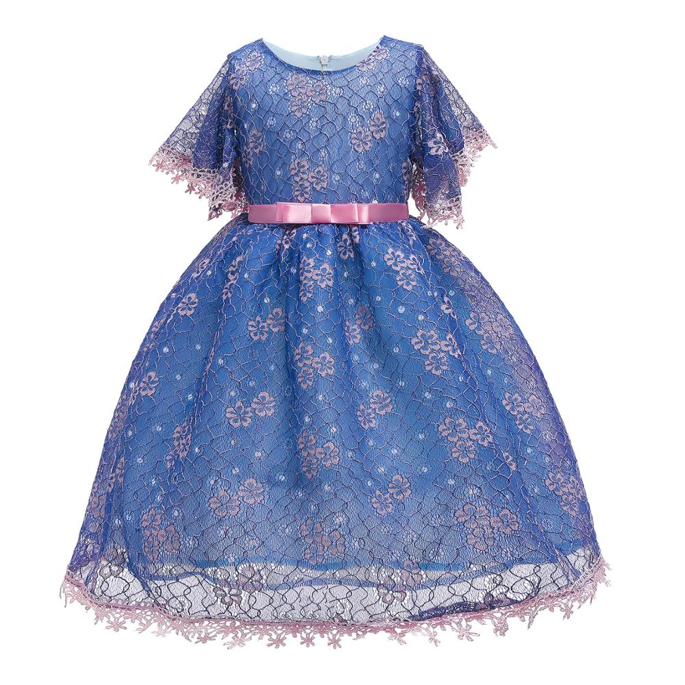 dresses <strong>girls</strong> party <strong>Fashion</strong> 2020 <strong>kids</strong> summer dress lace flower <strong>girls</strong>' dresses for wedding <strong>kids</strong>