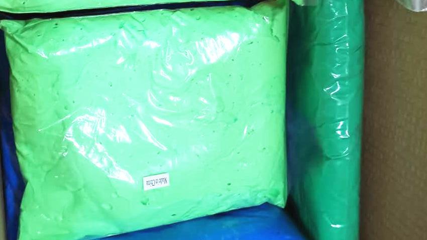 גבוהה באיכות 1 kg/bag רך סופר אור חימר דוגמנות אוויר יבשים פלסטלינה DIY בעבודת יד צעצועים