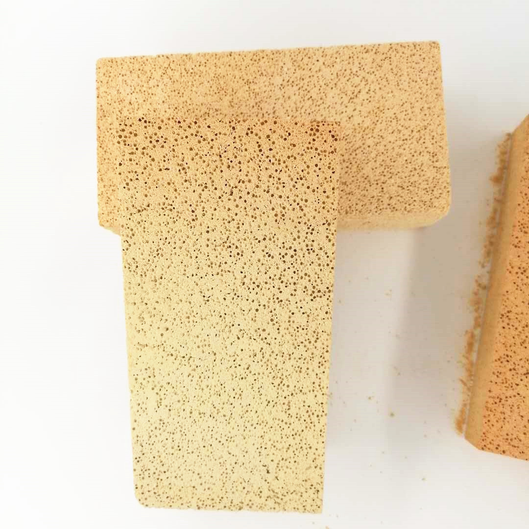 High quality refractory high aluminum poly light ball insulation brick