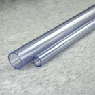 0.5 Inch Circular PVC Pipe For Drain Water