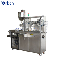 Fully automatic small honey blister packing machine,blister cartoning packing machine