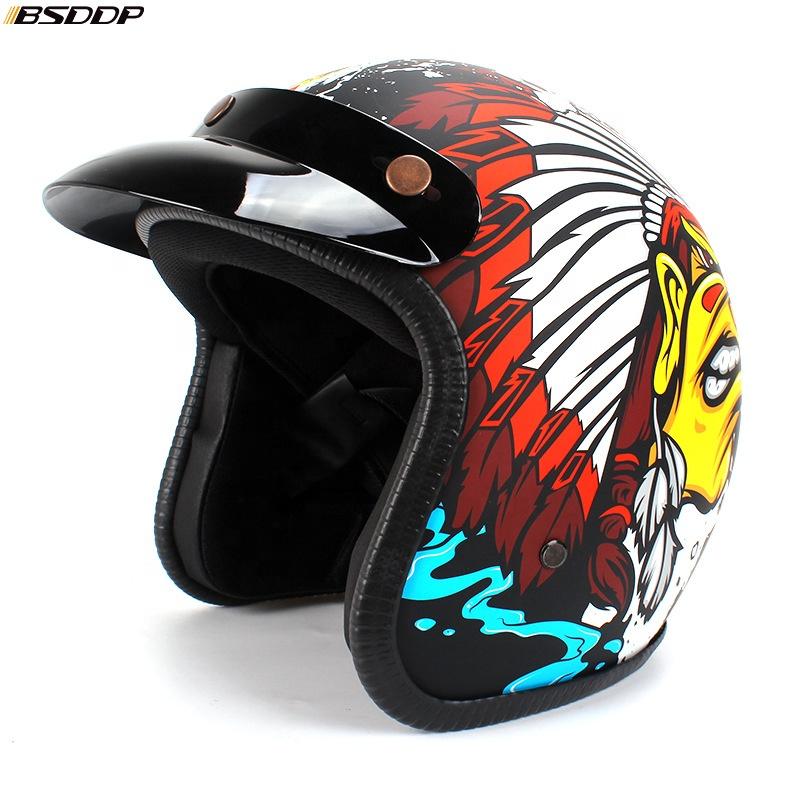 Ausgefallene Helme