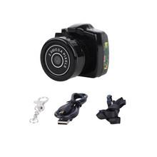Y2000 1080P мини камера для записи HD Видео Аудио Рекордер веб-камера видеокамера маленькая DV камера видеонаблюдения секретная Спортивная микро ...(Китай)