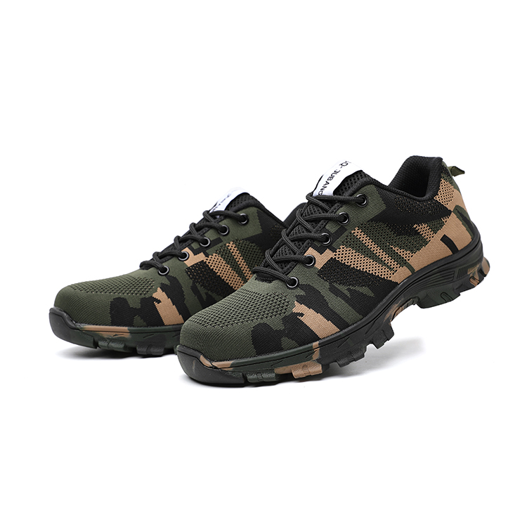 SQ-JUBANG New Design Style Fashionable Safety Shoes For Men
