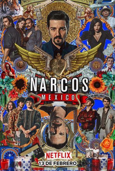 毒枭:墨西哥 第二季