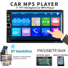 Cheap Manual Bluetooth Media Music Tape Pioneer Screen Multimedia Radio Mp5 Cd Dvd Car Video Player