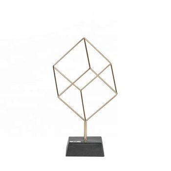Mayco Golden Metal Art Home Craft Decoration Item Wholesale Price