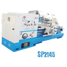 YP Made in Japan qualität aber weit besser preis 6263 <span class=keywords><strong>CW</strong></span> serie heavy duty drehmaschine maschine preis SP2145 aluminium torno convencional