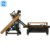 High Efficiency Wooden Pallet Nailing Machine / Stringers Pallet making machine for sale