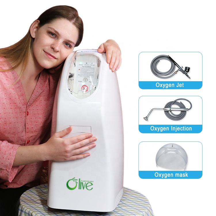 Hot Sale Oxygen Facial Whitening Machine For Removing Wrinkles