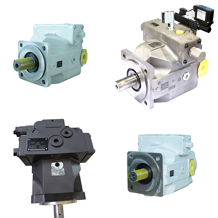 Rexroth A4VSO Series <strong>Axial</strong> <strong>Plunger</strong> <strong>Pump</strong>