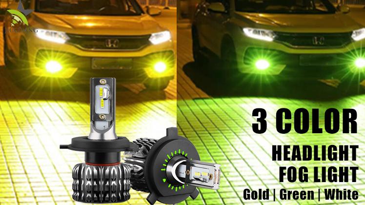 Cheap Vehicle Auto Lighting System Super Bright 16000LM S2 K1 X3 9005 9006 5202 PSW24 D1 D2 H11 H7 Led Headlight Bulb H4 for Car