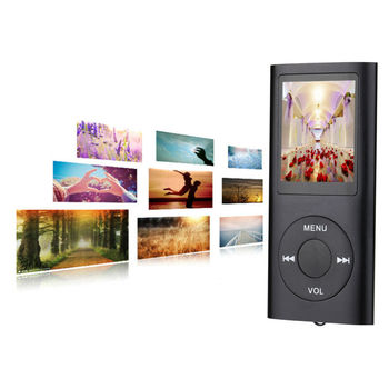 "1.8""LCD MP4 player Video Radio FM Player MP4 with 2GB 4GB 8GB 16GB MP4 Player"