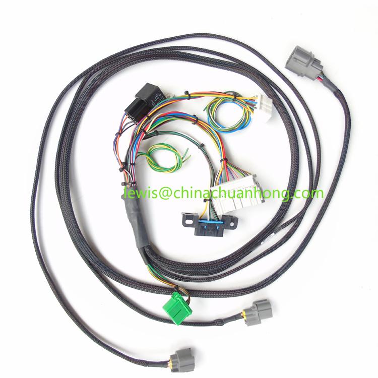 K Swap Engine Wire Harness For Honda Civic Ek 99-00 Obd2-b K Series Swap  Harness Conversion K20 Type R Ep3 - Buy K20 Swap,Civic Swap,K20 Conversion Wire  Harness Product on Alibaba.comAlibaba.com