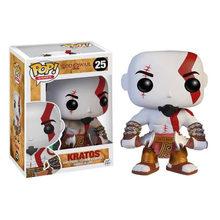 Funko POP новый стиль God of War Kratos тема 25 #269 # ПВХ Модель Фигурки Коллекция игрушек brinquedos Для детей Рождественский подарок(Китай)