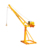 Factory Supply 1 ton crane for wholesales