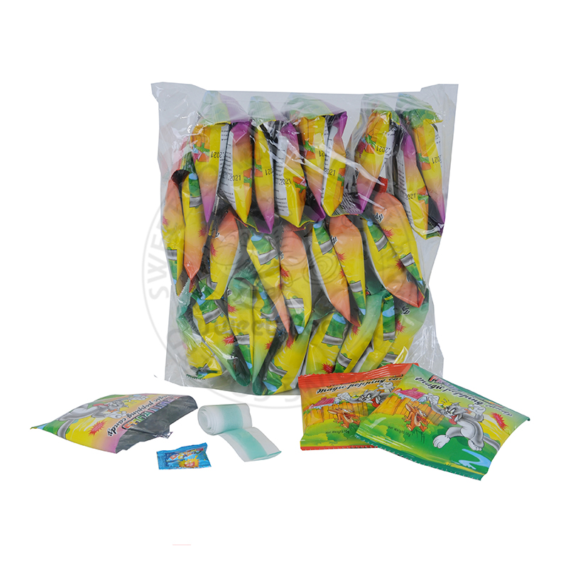 Jelly Tape Candy with Popping Candy