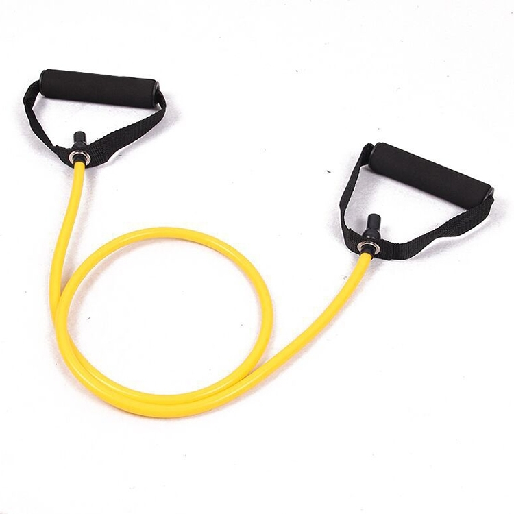 Wholesales Hot Selling Fitness Exercise Resistance Bands Stretch Elastic Rope Workout Yoga Rally Muscle Training Exercise Rope