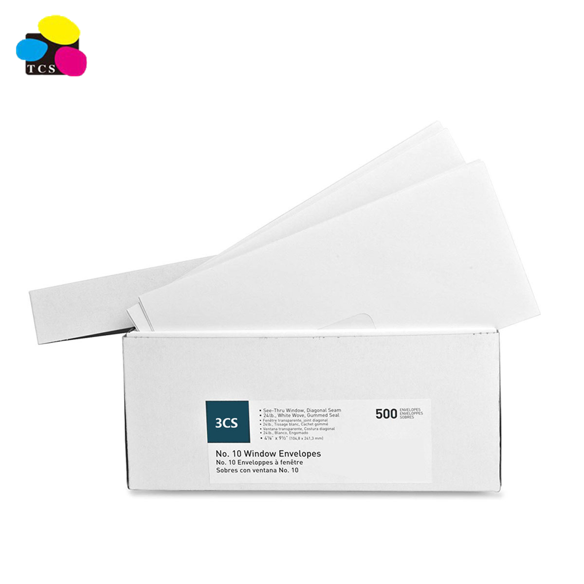 Personal Customized various size thick gummed 100gsm paper envelope for invoice file