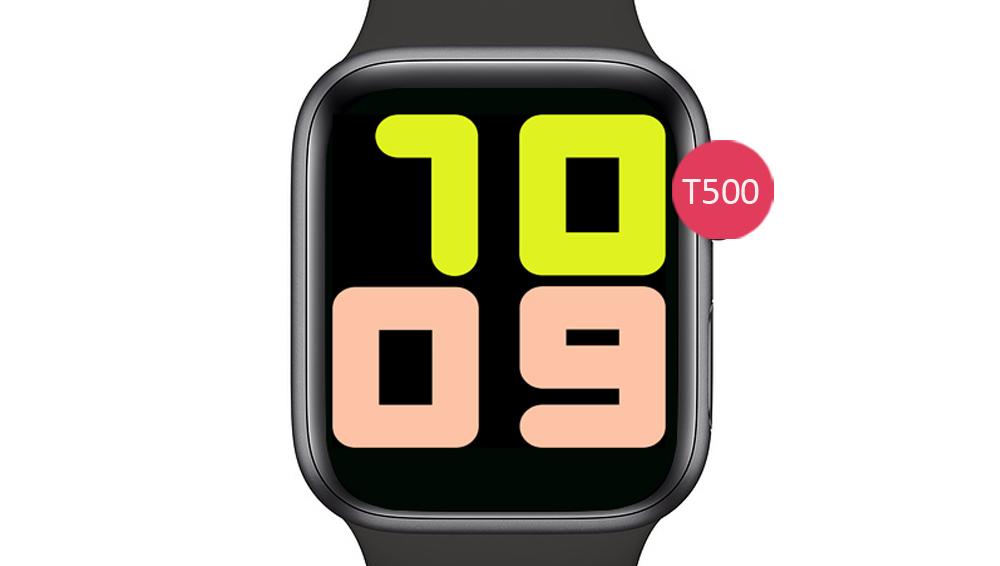 Thông Minh Đồng Hồ T500 Ban Nhạc Thông Minh Nhịp Tim Huyết Áp BT Cuộc Gọi Điện Thoại Cảm Ứng Đầy Đủ Ios Android Smartwatch T500