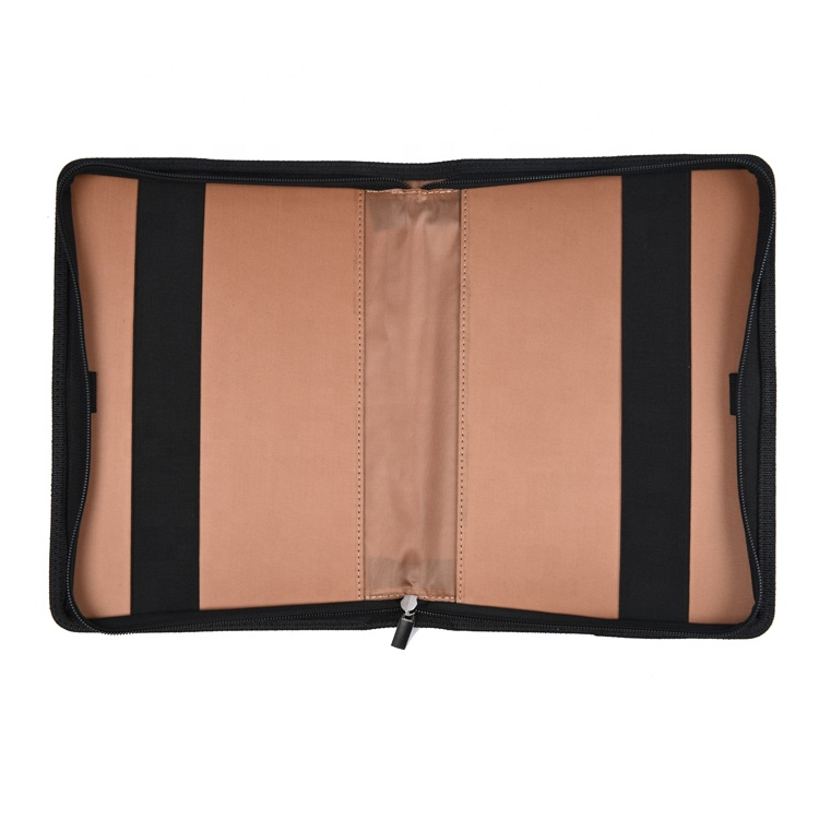 Leather Custom Felt bible cover women's bag