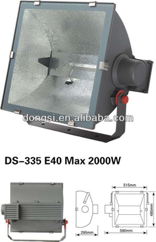 2000W Outdoor Floodlight 110v