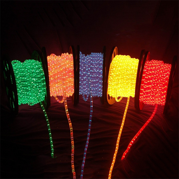 230V Christmas Decoration Holiday Rope Light Item Type And Led Light Source Rope Light Merry Christmass