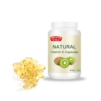 Private Label Beauty Care Product Natural Vitamin E Softgel Capsule