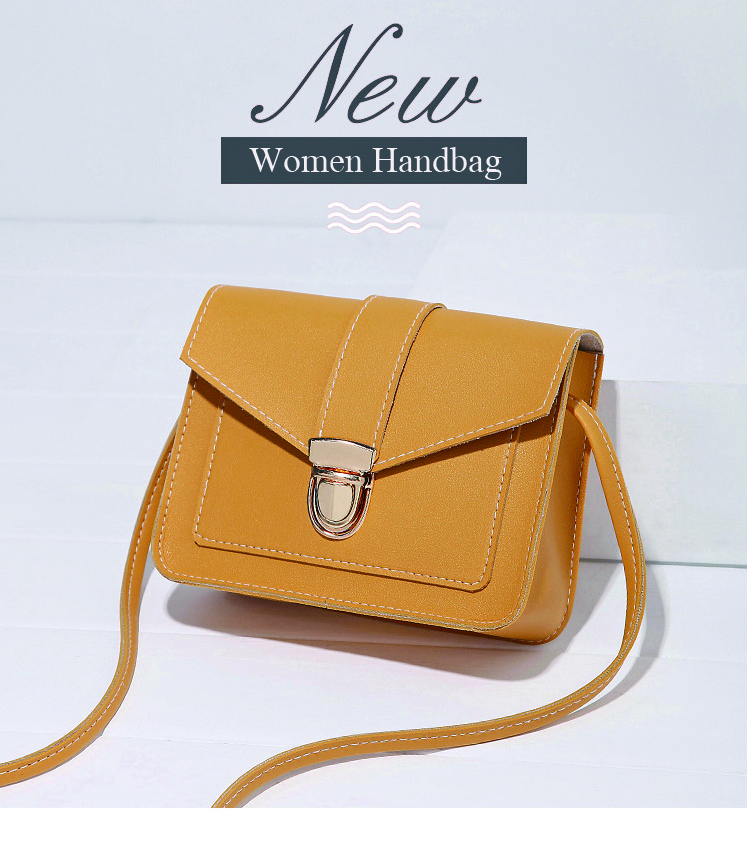 Korea Popular Casual Small Bags for Women Bags 2020 Trendy Handbags