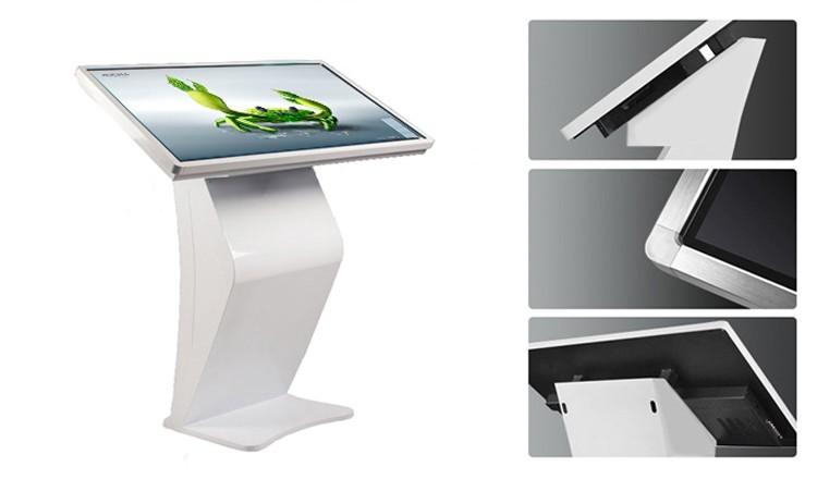 WOKAI digital kiosk-system interactive multi touch screen information kiosk exhibition stand interactive 43