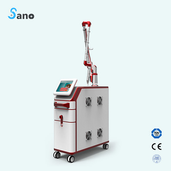 Spectra mode Medical Q switch ND:YAG Laser beauty equipment