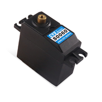 CYS S0060 Waterproof Standard Analog 1:10 RC Car Servo with Full Metal Gear and Iron Core Motor